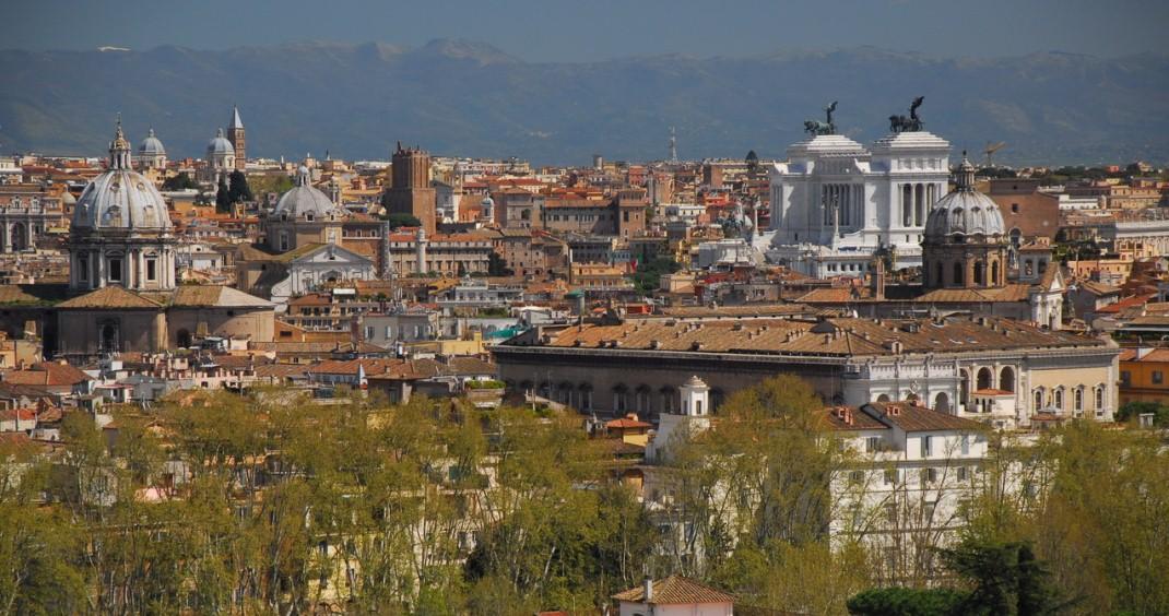 Travel e Living in Roma - i Panorami della capitale