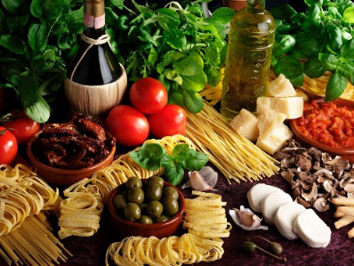 Prodotti gastronomici del sud italia che vale la pena for Prodotti tipici roma