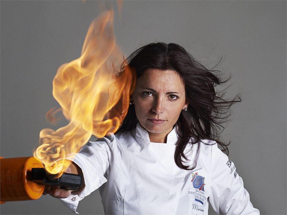 Chef donne In Italia - Speciale 8 Marzo