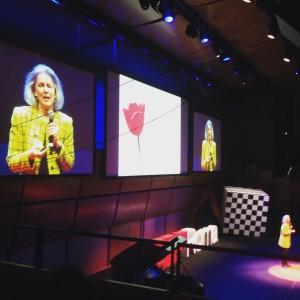 Candace Johnson TEDxRoma