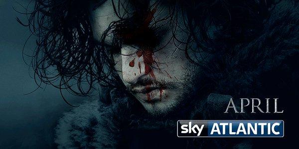 game of Thrones Sky Atlantic