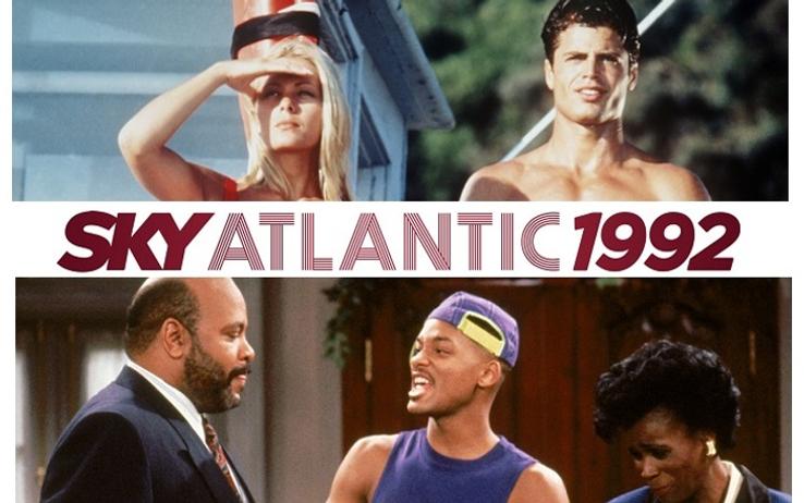 Sky Atlantic 1992