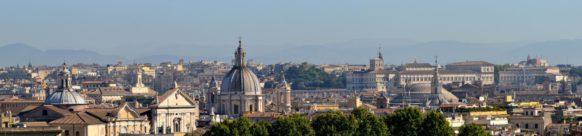 Roma: terrazze panoramiche da togliere il fiato - Snap Italy