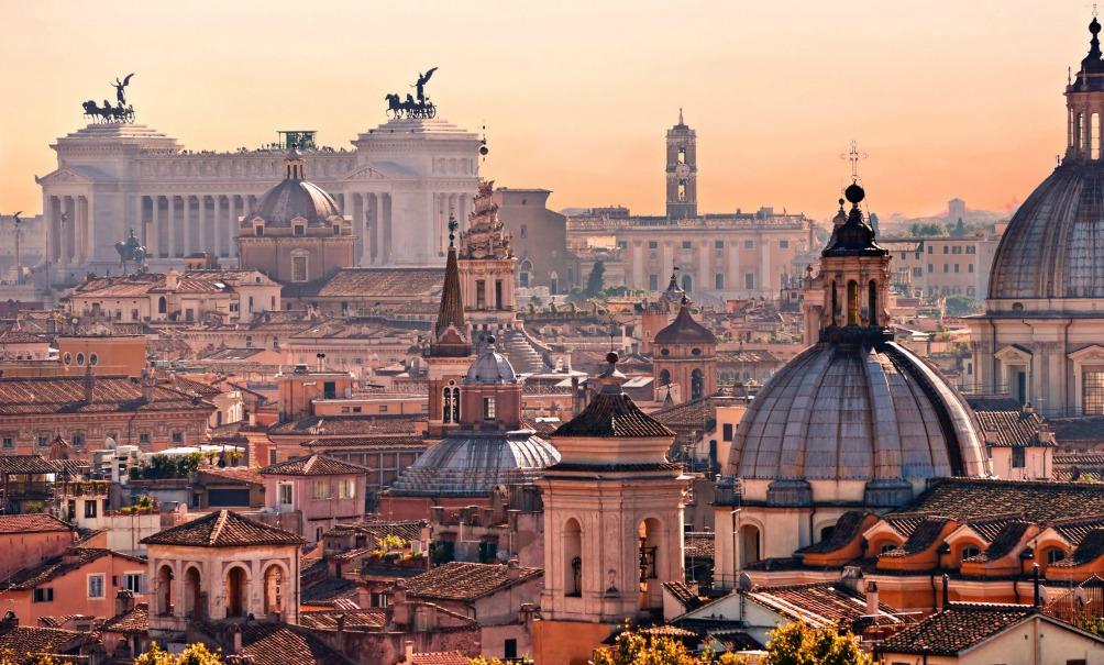 Roma: terrazze panoramiche da togliere il fiato - Snap ItalySnap ...