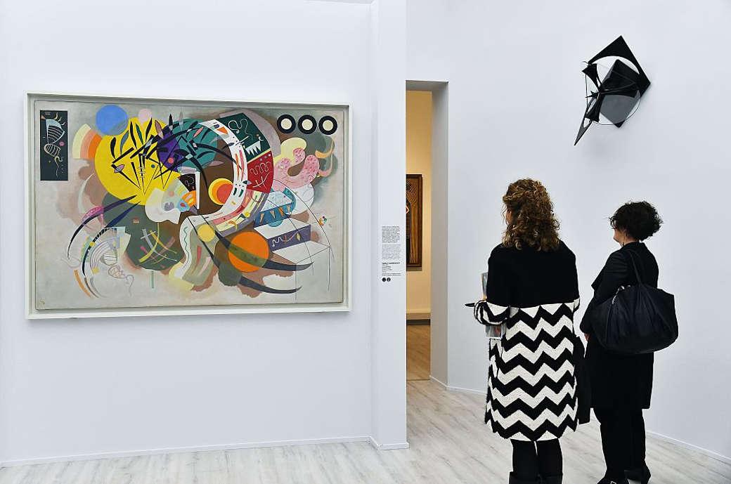 Mostre 2017 ecco quelle da non perdere snap italy for Mostre pittura 2017