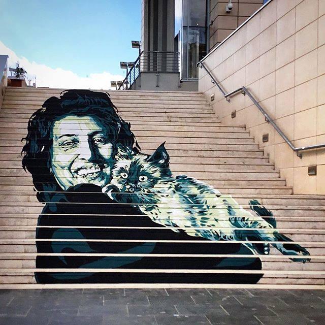 street art a roma