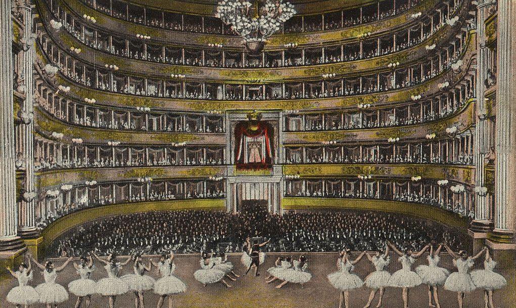 I Teatri a Milano