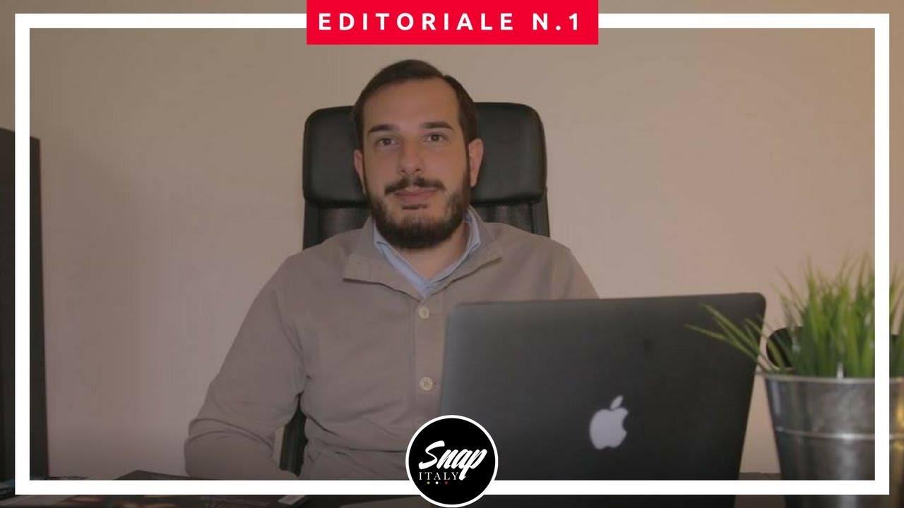 editoriale numero 1