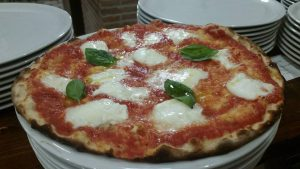 pizza a Roma