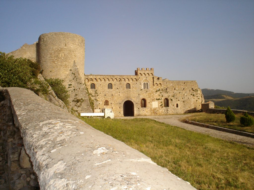 Bovino Castello