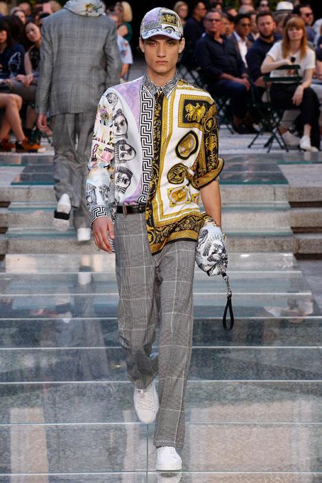 Milano Moda Uomo 2019  le collezioni Autunno Inverno 2019 - Snap Italy c7e9413ccae