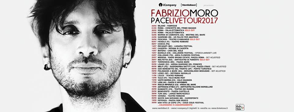 Pace Live Tour 2017