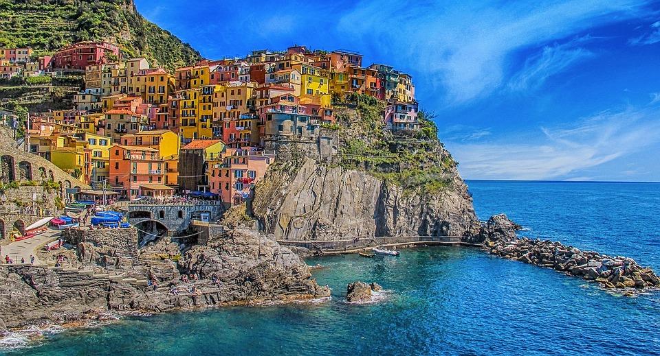 roadtrip Cinque Terre