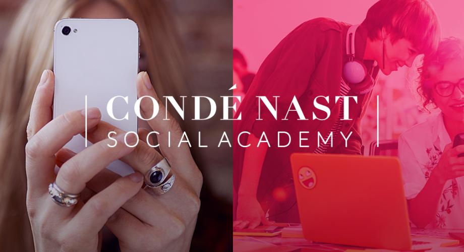 Condé Nast Social Academy