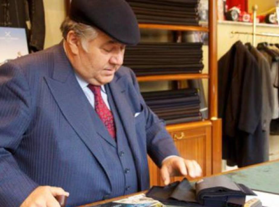Gianni Campagna  addio al sarto siciliano che vestiva Hollywood a4902cf6085