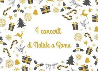 concerti di Natale a Roma