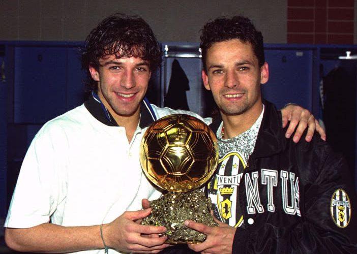 italiani che hanno vinto il pallone d'oro