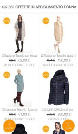 8d8d04f3bdab App di moda  ecco le applicazioni fashion più innovative - Snap Italy