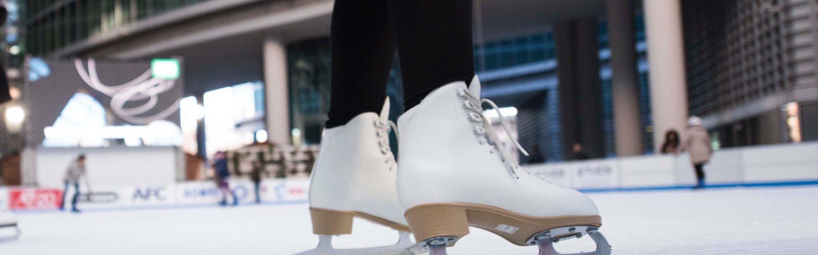 pattinaggio sul ghiaccio milano