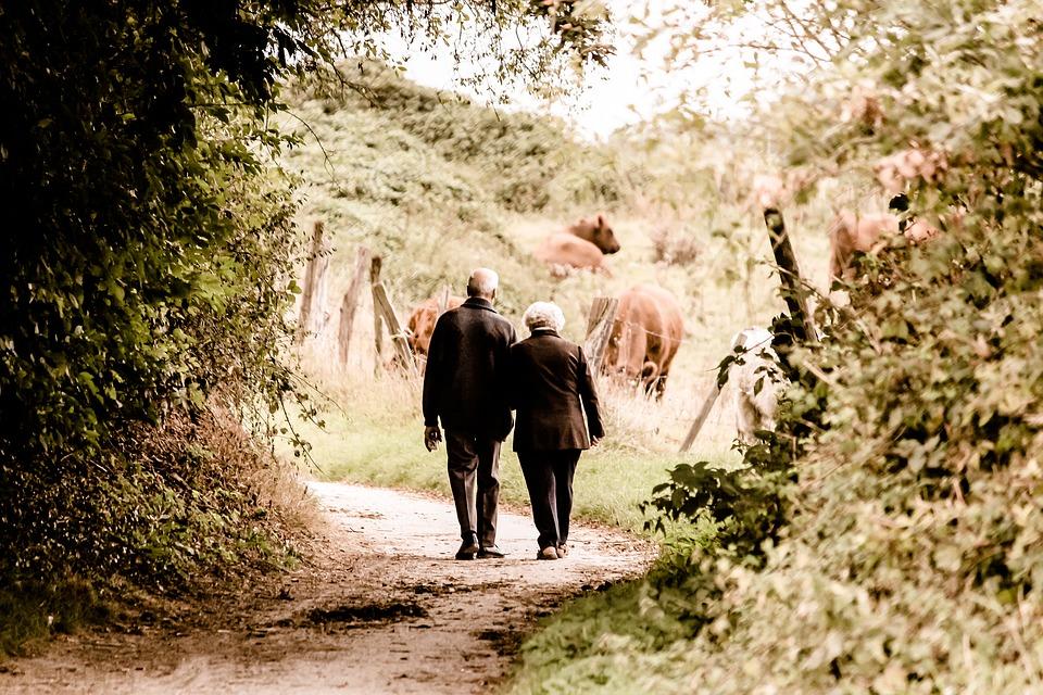 Passeggiata romantica