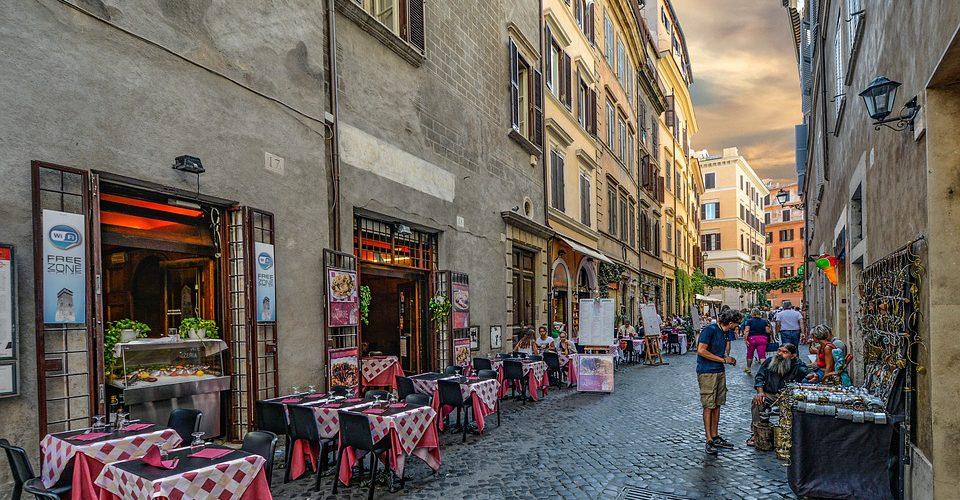 ristoranti particolari a Roma