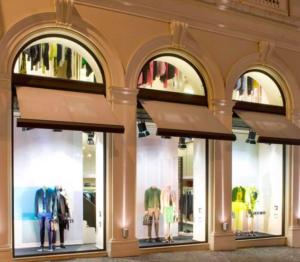 boutique di lusso