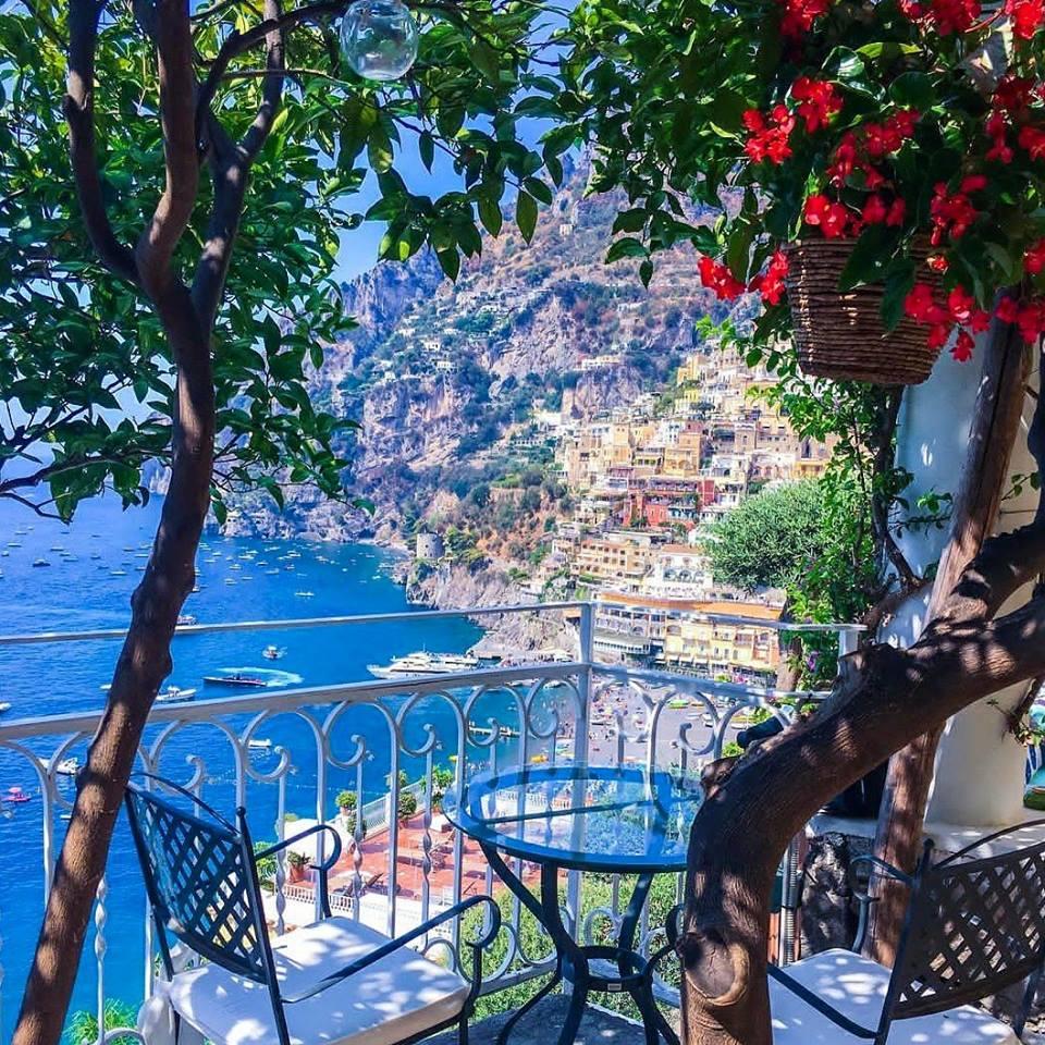 Ristoranti Costiera Amalfitana 5 Terrazze Sul Mare Da