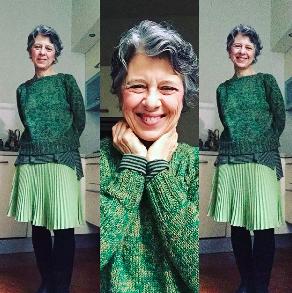 reputable site 666f3 e8ce8 Fashion blogger over 50: quando la moda, come l'amore, non ...