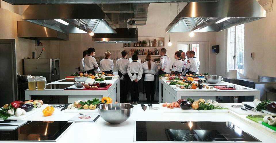 scuole di cucina food tech