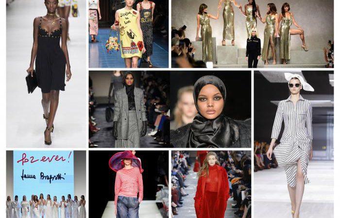 40472025d812 Sfilata di moda  i 10 momenti più indimenticabili della moda italiana