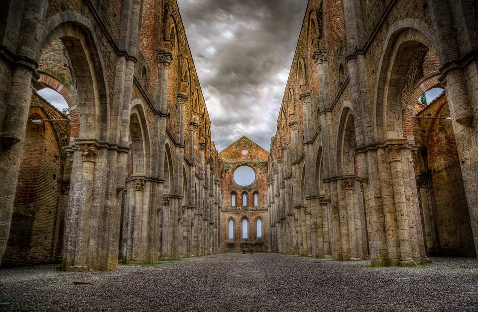 abbazie in italia