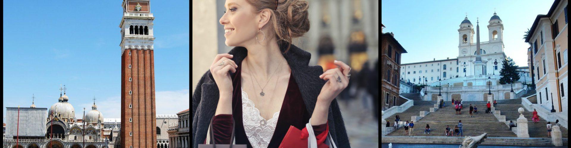 Italian clothing stores vie della moda - italian clothign stores