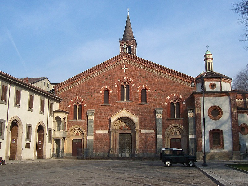 chiese a milano