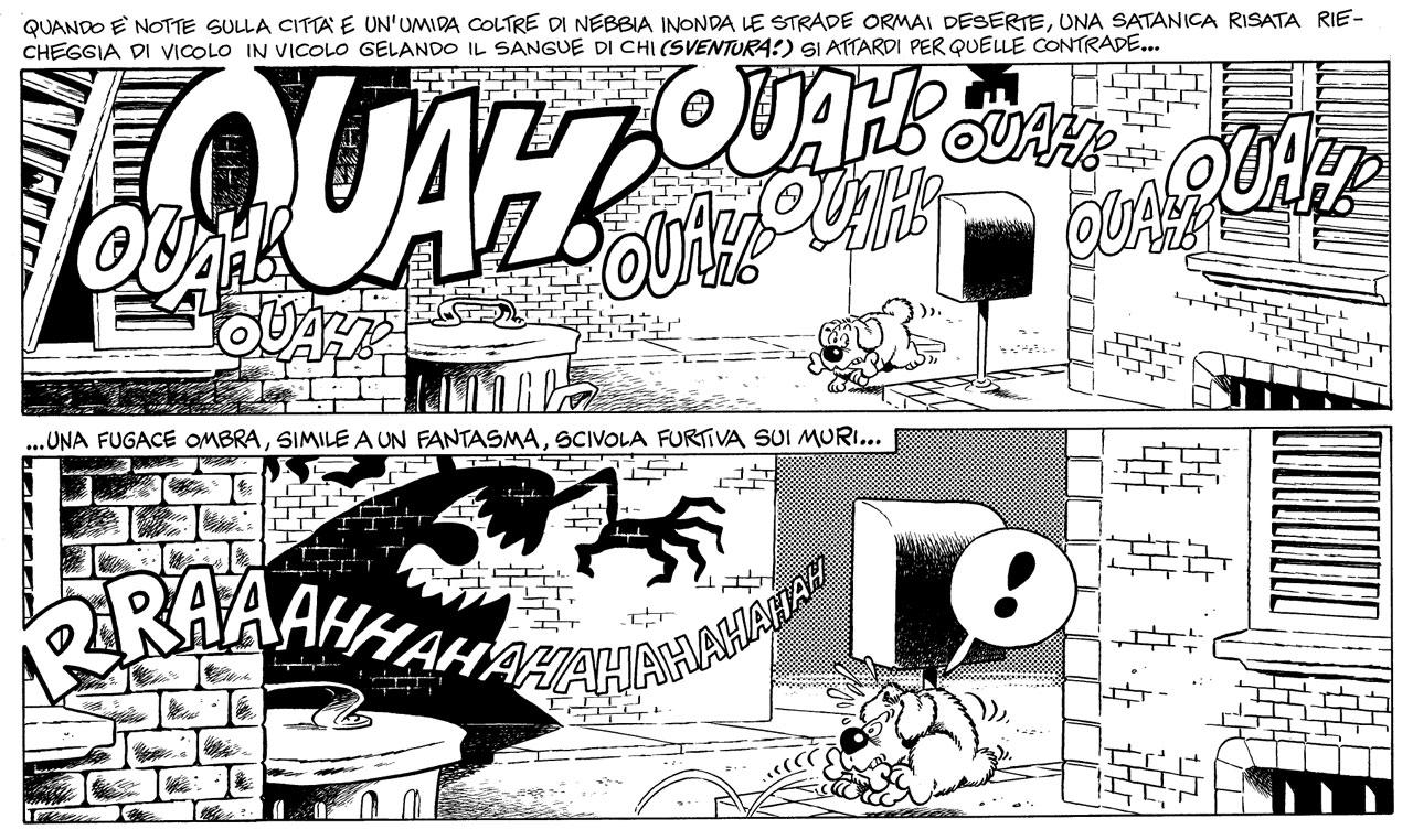 Nero e bianco sesso fumetti