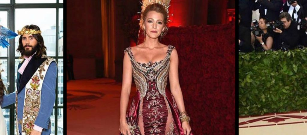 MET Gala 2018  a New York il made in Italy tra sacro e profano 4e079f20c4e