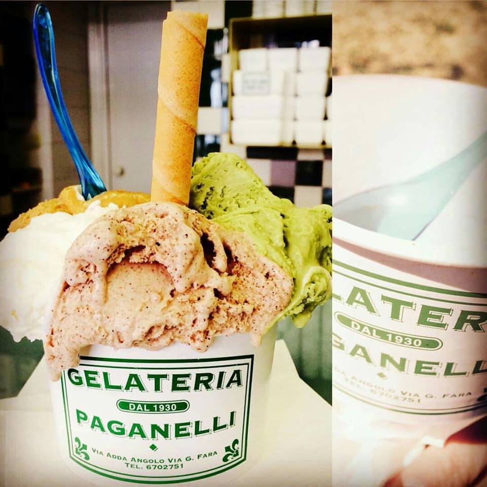 GELATERIE A MILANO