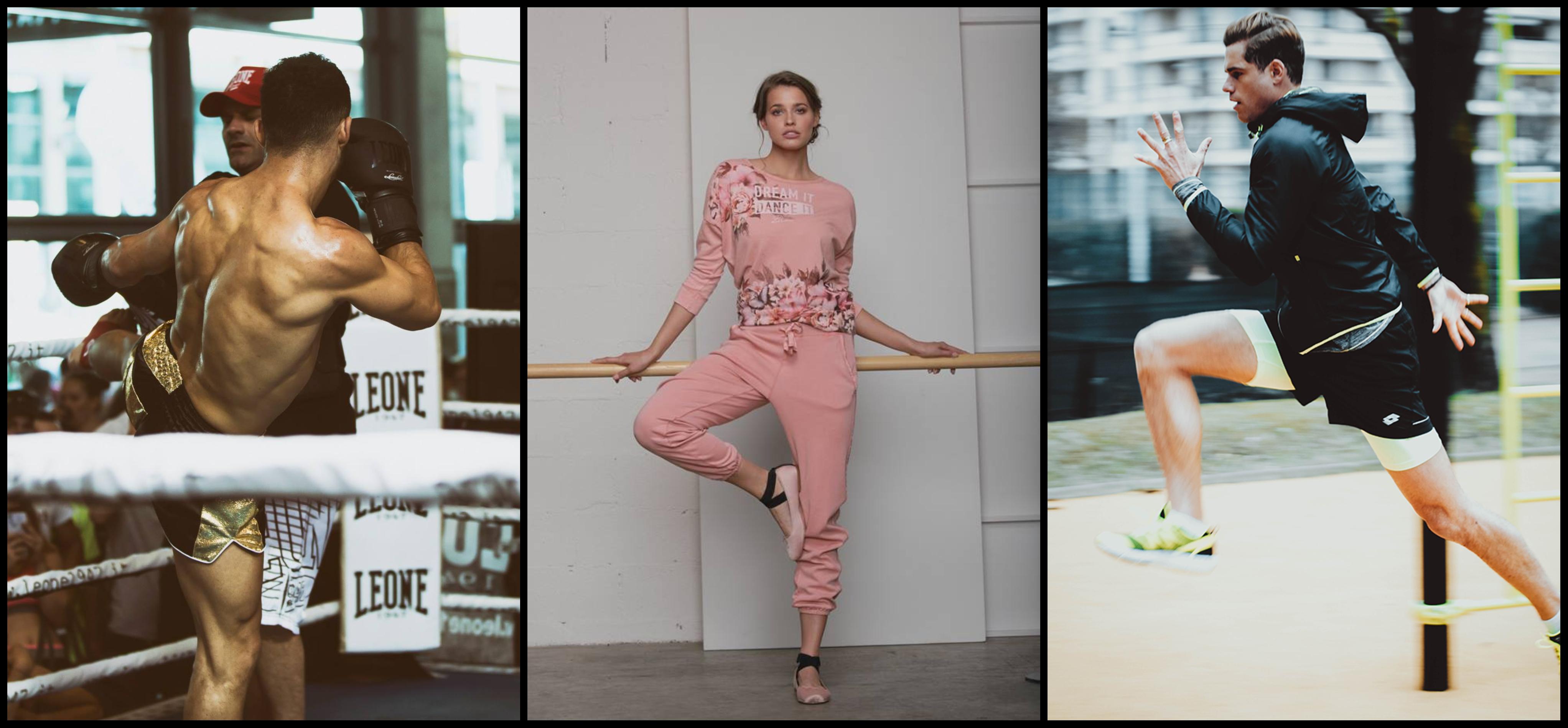 3469a826ec207 Brand sportivi  ecco i grandi nomi dello sportswear italiano - Snap Italy