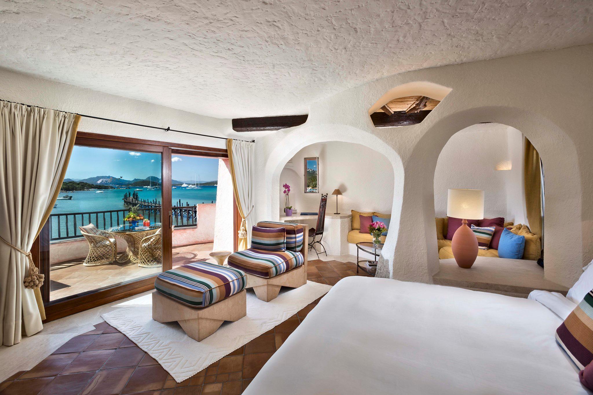 Arredamento Stile Mediterraneo : Hotel di lusso quando l arredamento è tutto snap italy