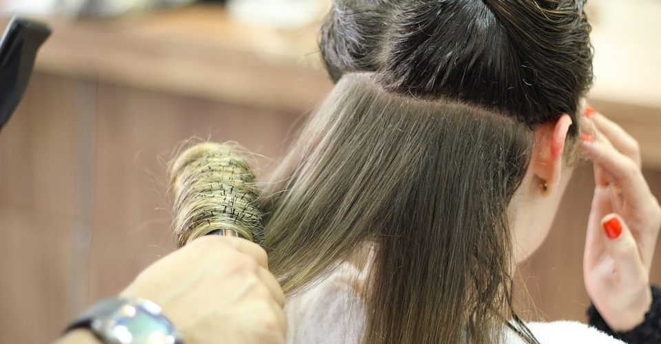 Luxury hairdressers