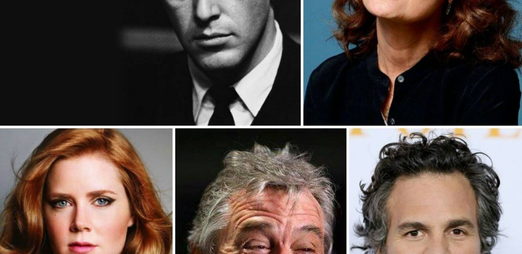 Actors of Italian Origin