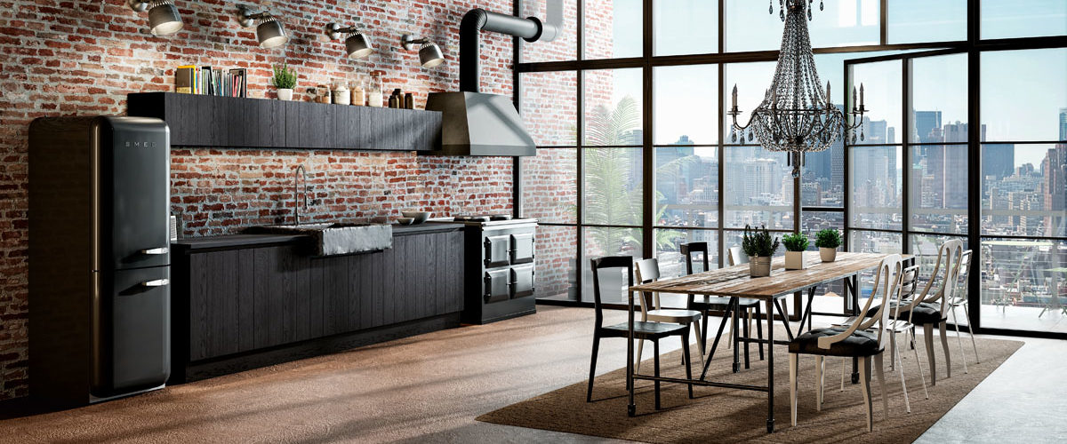Cucine di design ecco le aziende made in italy leader del for Aziende cucine design