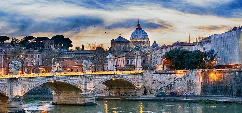 Best Views In Rome The 7 Most Beautiful Views Of The