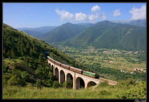 La Transiberiana d'Italia