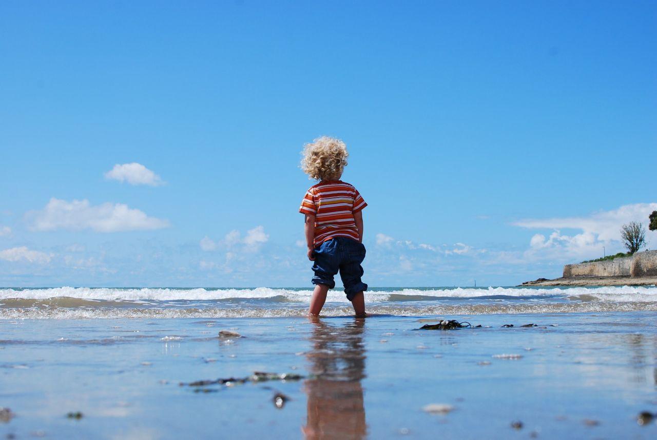 Foto Divertenti Bambini Al Mare bandiere verdi 2018: le 10 migliori spiagge a misura di