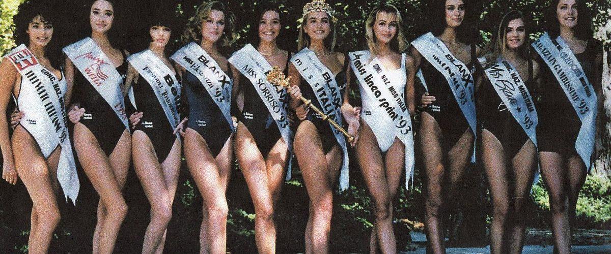 Miss Italia famose