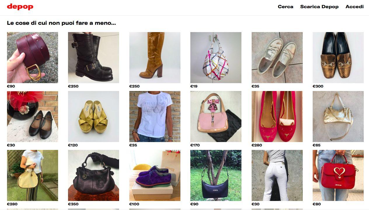 5f2c663a7a00 Dove vendere vestiti usati online  ecco le app consigliate - Snap Italy
