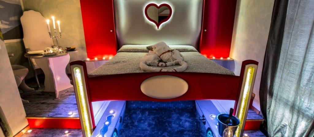 Hotel romantico: 7 luoghi incantevoli per un weekend di ...