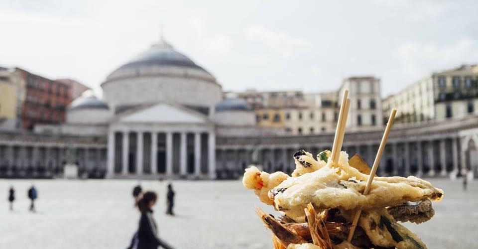 street food a napoli