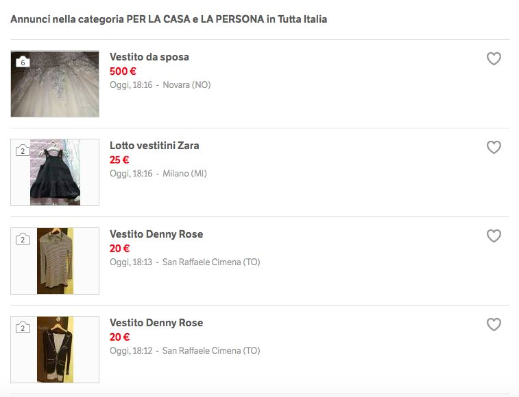 3c1ec282f4db Dove vendere vestiti usati online  ecco le app consigliate - Snap Italy