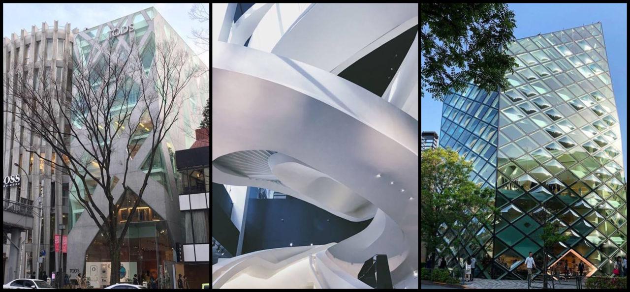 Architetti nella moda le pi belle boutique di moda nel for Oggetti per architetti